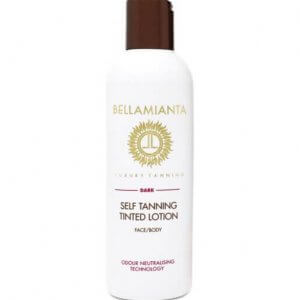 Bellamianta Dark Self Tanning Tinted Lotion (200ml)