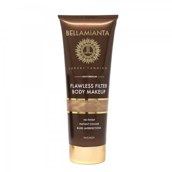 Bellamianta - Flawless Filter Body Makeup Light to Medium