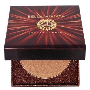 Bellamianta - Skin Perfecting Illuminating Bronzing Powder - packaging presentation