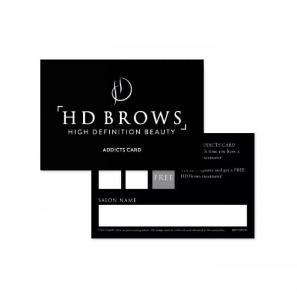 HD Brows - Addicts Cards