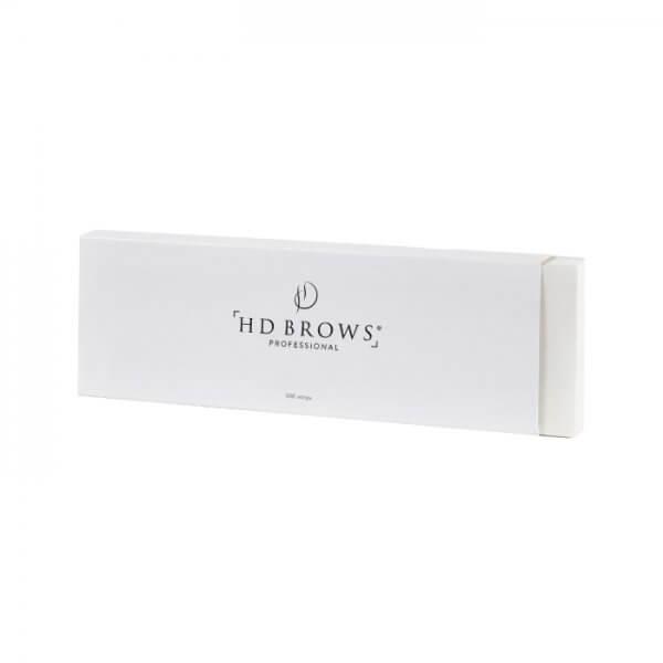 HD Brows - Pre Cut Wax Strips single