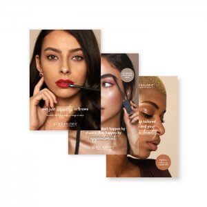 HD Brows - Stockist Poster