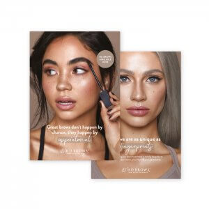 HD Brows - Stylist Poster