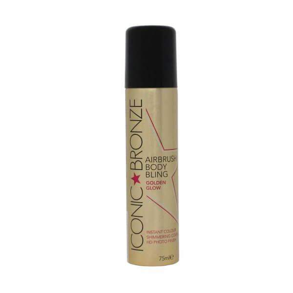 Iconic Bronze - Airbrush Body Bling Instant Tan