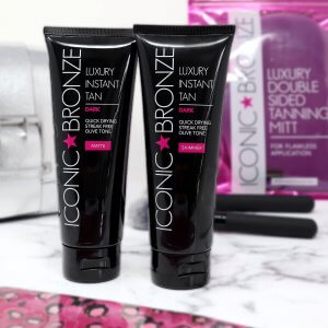 Iconic Bronze Instant Tan - Two Shades