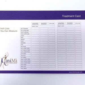 MiniMi Treatment Card Front