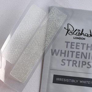 Polished London - Teeth Whitening Strips product showcase