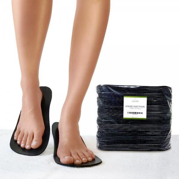 Tanning Essentials - Sticky Feet