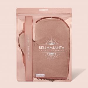 Bellamianta Luxury Velvet Tanning Mitt