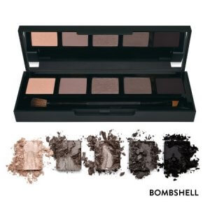 HD Brows - Eyeshadow Palette - Bombshell Swatches