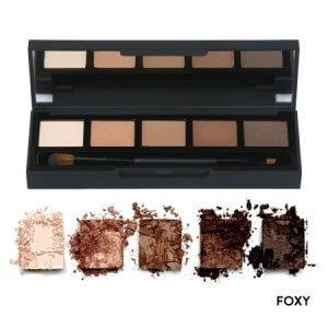 HD Brows - Eyeshadow Palette - Foxy Swatches