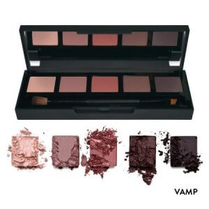 HD Brows - Eyeshadow Palette - Vamp Swatches