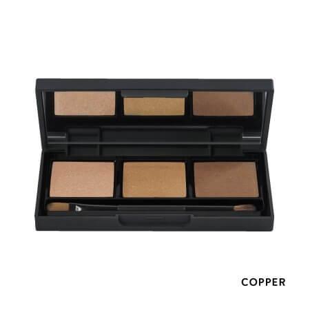 HD Brows - Eyeshadow Trio Palette - Copper