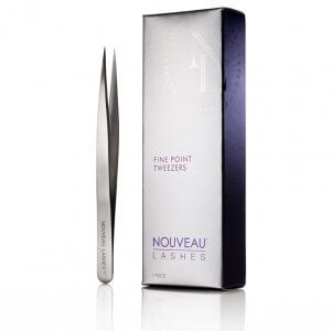 Nouveau Lashes - Finepoint Tweezers