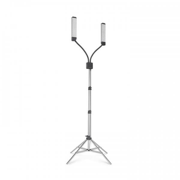 Nouveau Lashes - Glamcor Elite Duo Standing Lamp