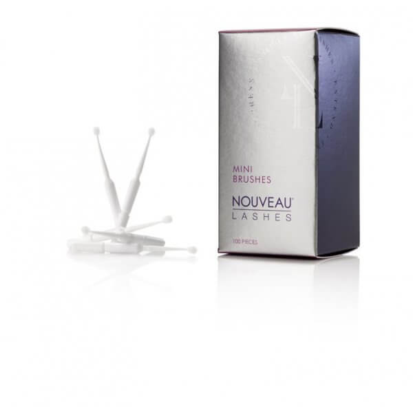 Nouveau Lashes - Mini Brushes