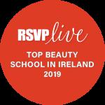 RSVP Live Top Beauty School In Ireland 2019