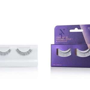 Nouveau Lashes Strip Lashes Volume Style 1