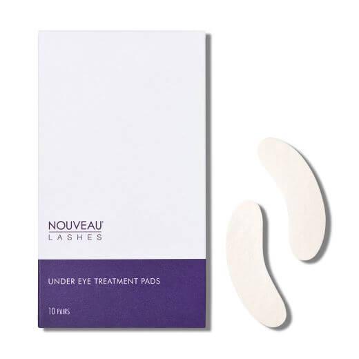 Nouveau Lashes Under Eye Treatment Pads with Box