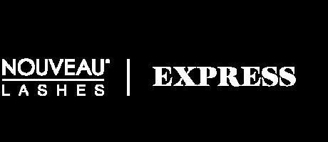 Nouveau Lashes Express Logo