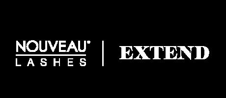 Nouveau Lashes Extend Lashes Logo