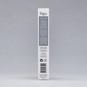 Polished London Bamboo Toothbrush Box Back