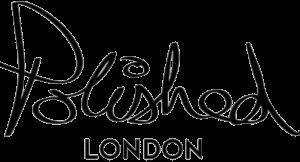 Polished Logo Black with Transparent Background