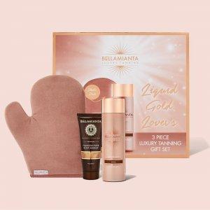 Bellamianta Liquid Gold Lovers Dark Giftset