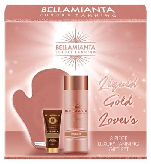 Bellamianta Liquid Gold Lovers Medium Gift Set