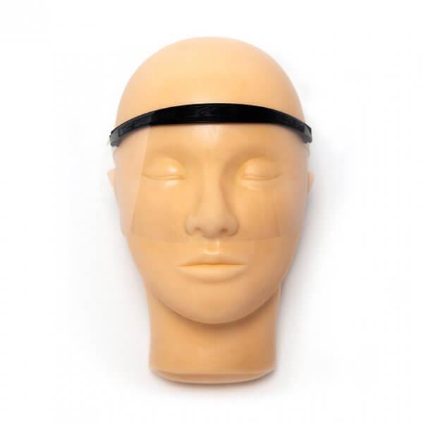 HD Brows Half Face Visor